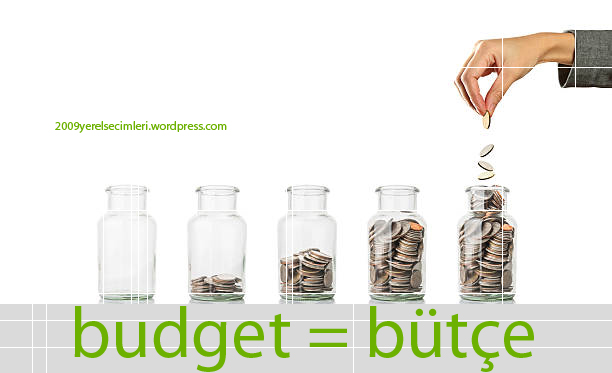 bütçelemek