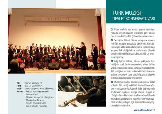 AHBVÜ Türk Müziği Devlet Konservatuvarı
