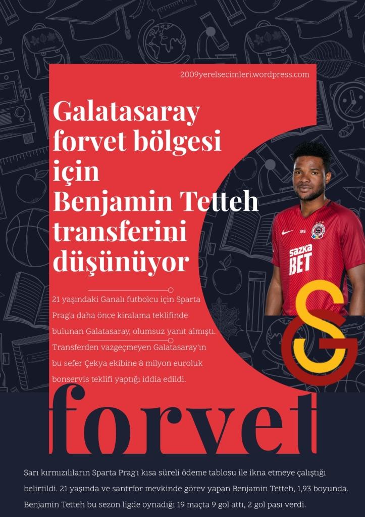 Benjamin Tetteh