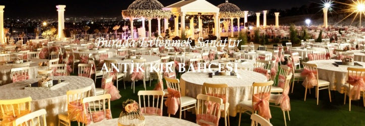 Ankara Konağı Düğün  Nikah  Salonu Yenimahalle  Ankara