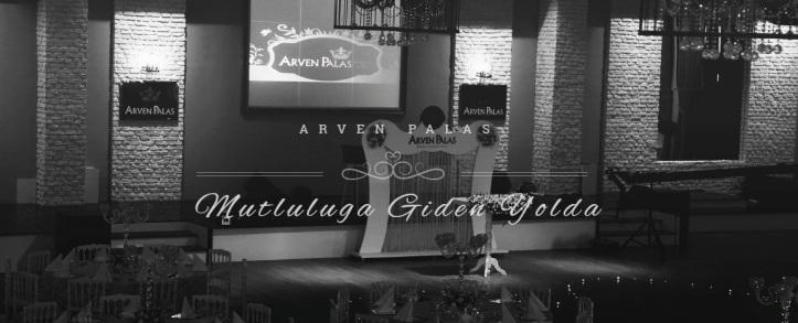Arven Palas düğün salonu